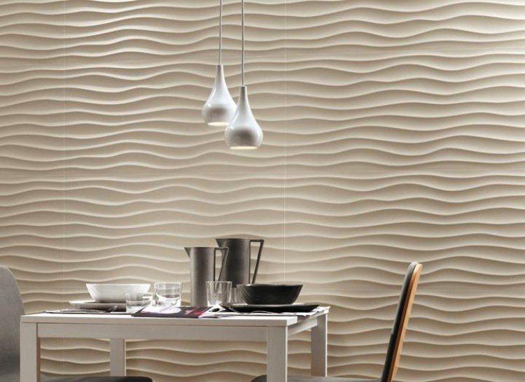 Panneau mural décoratif en 3D - mettez en valeur vos murs !