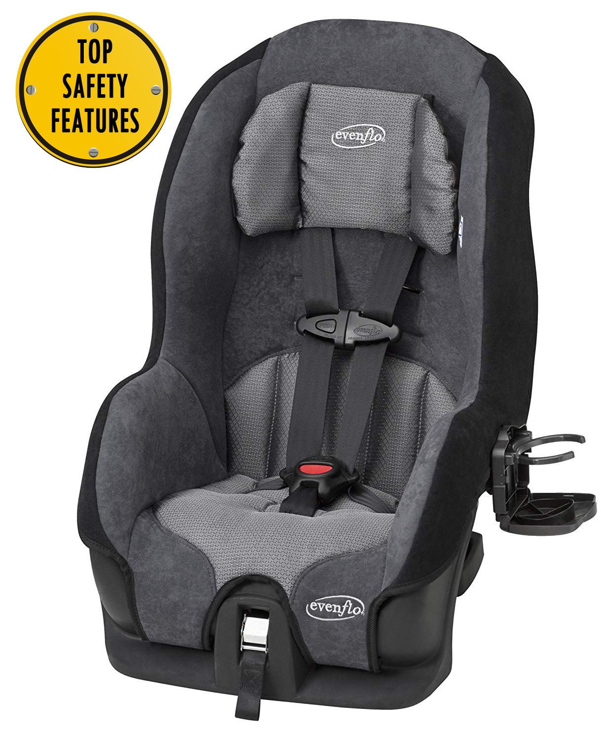 Evenflo Tribute LX Convertible Car Seat Review Evenflo
