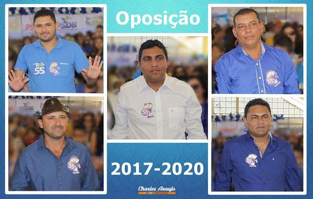 Santa Filomena Atual: Sem maioria na Câmara, gestão 2017-2020 não será f...