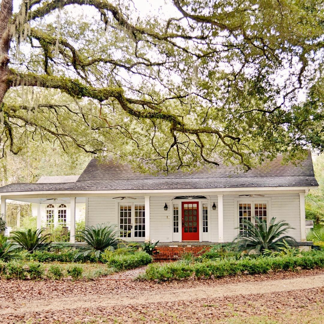 This #Louisiana charmer is southern perfection
