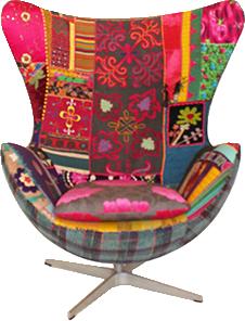 Fauteuil Bokja Design Salons Pinterest Meubles Le Charmes - Fauteuils colores