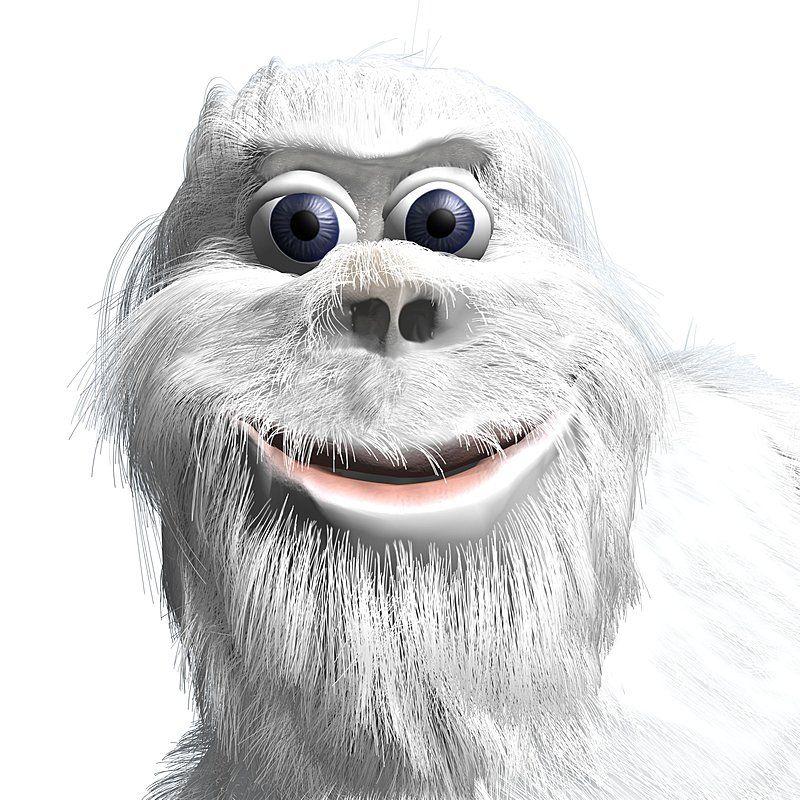 Смешной снежный человек картинки