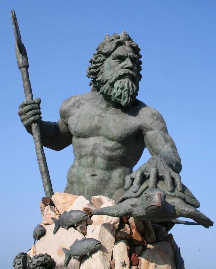 Keep Poseidon appeased: Renaming ceremony | Boating Blog ...