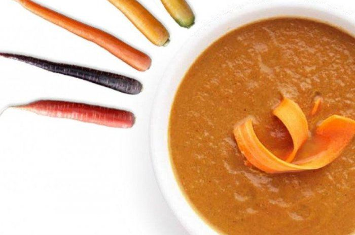 Carrot Soup from It's Soup Season! Here's Our 50 Best Recipes