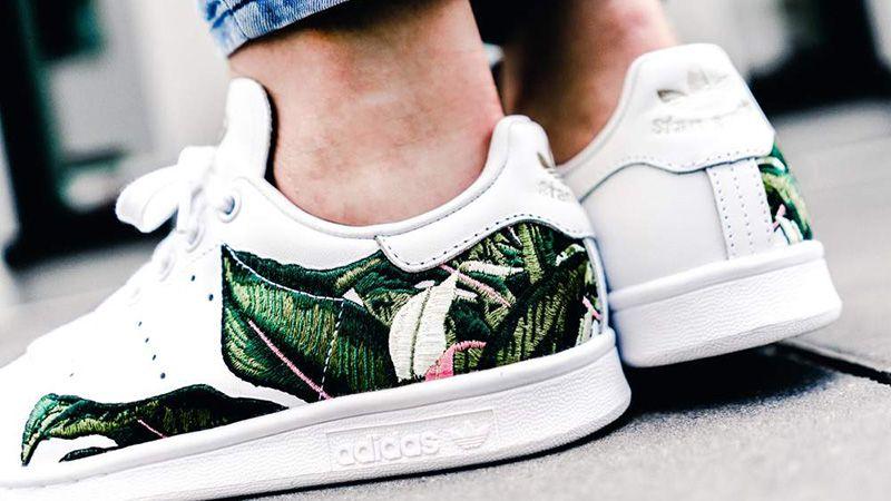 adidas Stan Smith White Black | Adidas