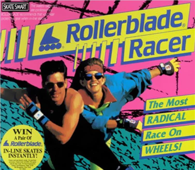 Rollerblade Racer (1992)