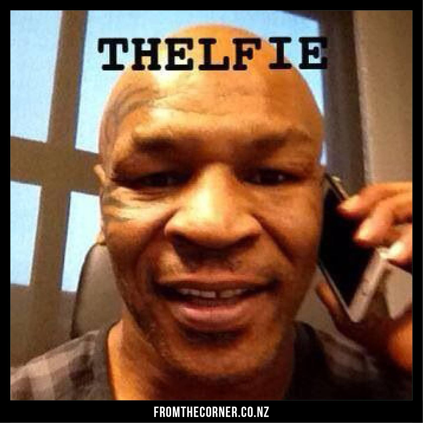 Tyson Methed Up: Selfie From Mike Tyson, Funny Pic From The Boxing Legend