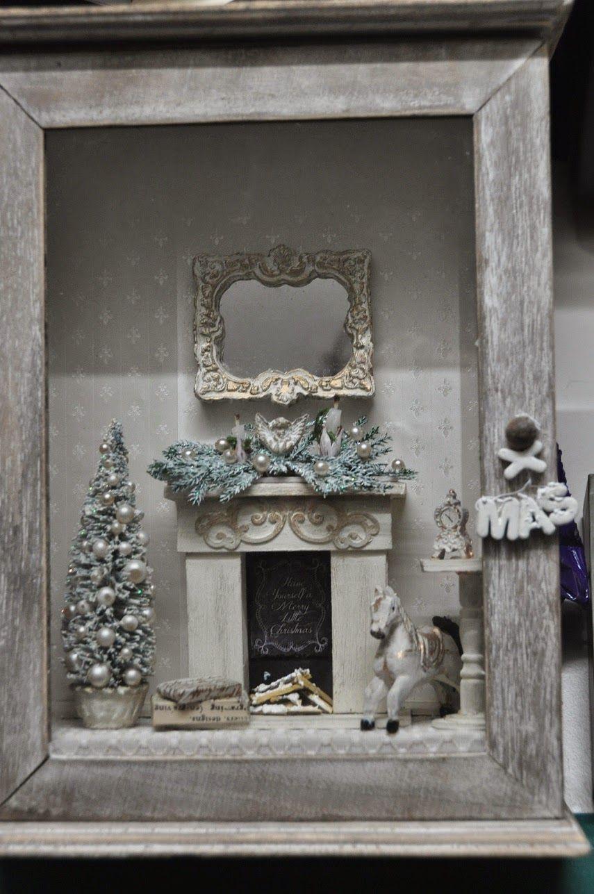 Pin von Linda Staton auf Ho Ho Ho | Pinterest | Miniatur, Schubladen ...