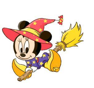 baby minnie - Mickey Minnie Halloween