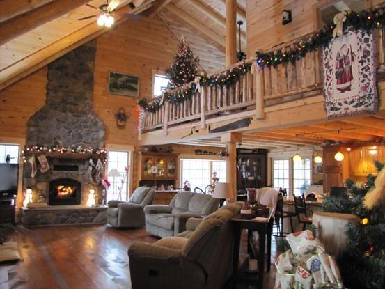 Custom Designed Log Homes