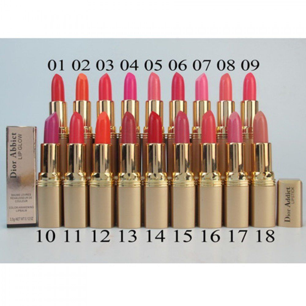 Dior Cosmetics Abbict Lip Glow Color only for $4.50! I have recieved great products from this site!