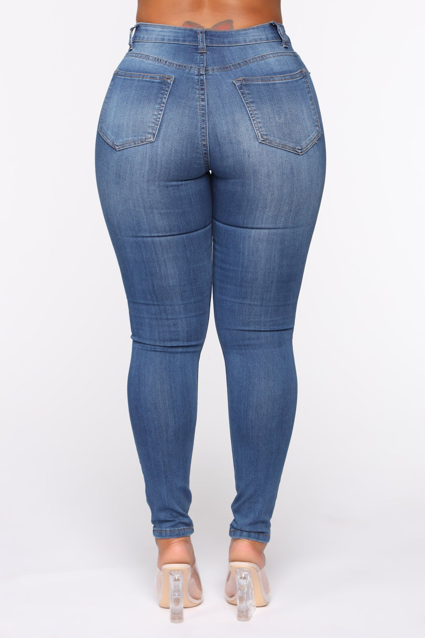 Ezra Skinny Jeans Medium Blue In 2021 Skinny Jeans Tight Jeans Girls Perfect Jeans