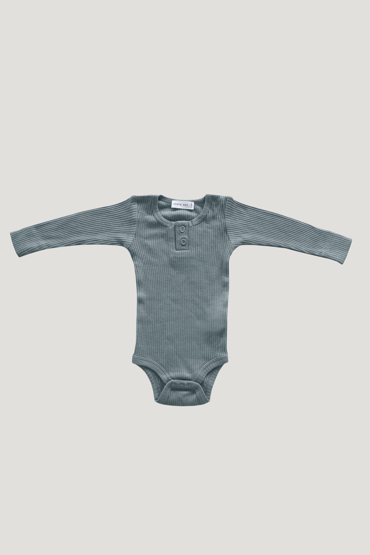 debfb3c1197f Jamie Kay Cotton Modal Bodysuit / Storm | Greta Fall/Winter 2018 ...