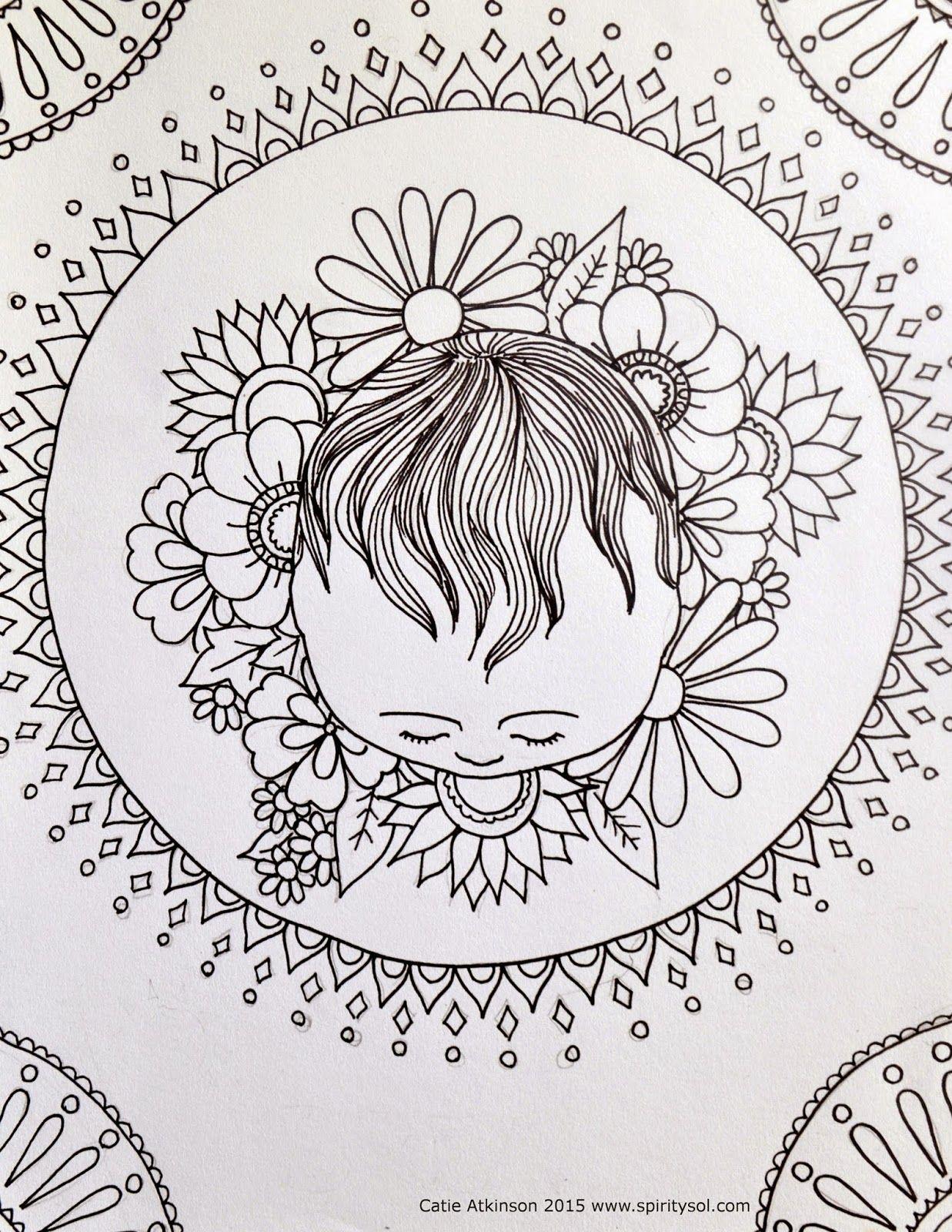 Free Coloring Pages Kleurplaten Bevalling Geboorte