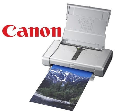 Canon PIXMA iP100 Mobile Printer