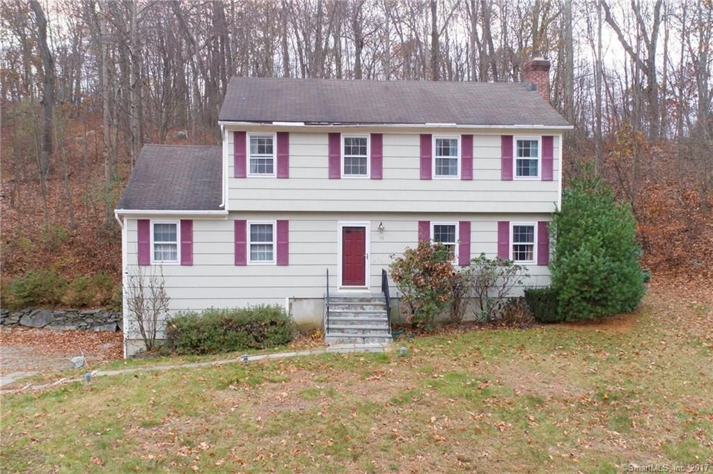 FOR SALE! 79 Hillcrest Road, Monroe, CT 06468! YOU CANNOT