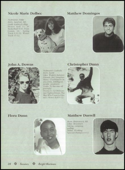 1997 Brunswick High School Yearbook Via Classmatescom Home
