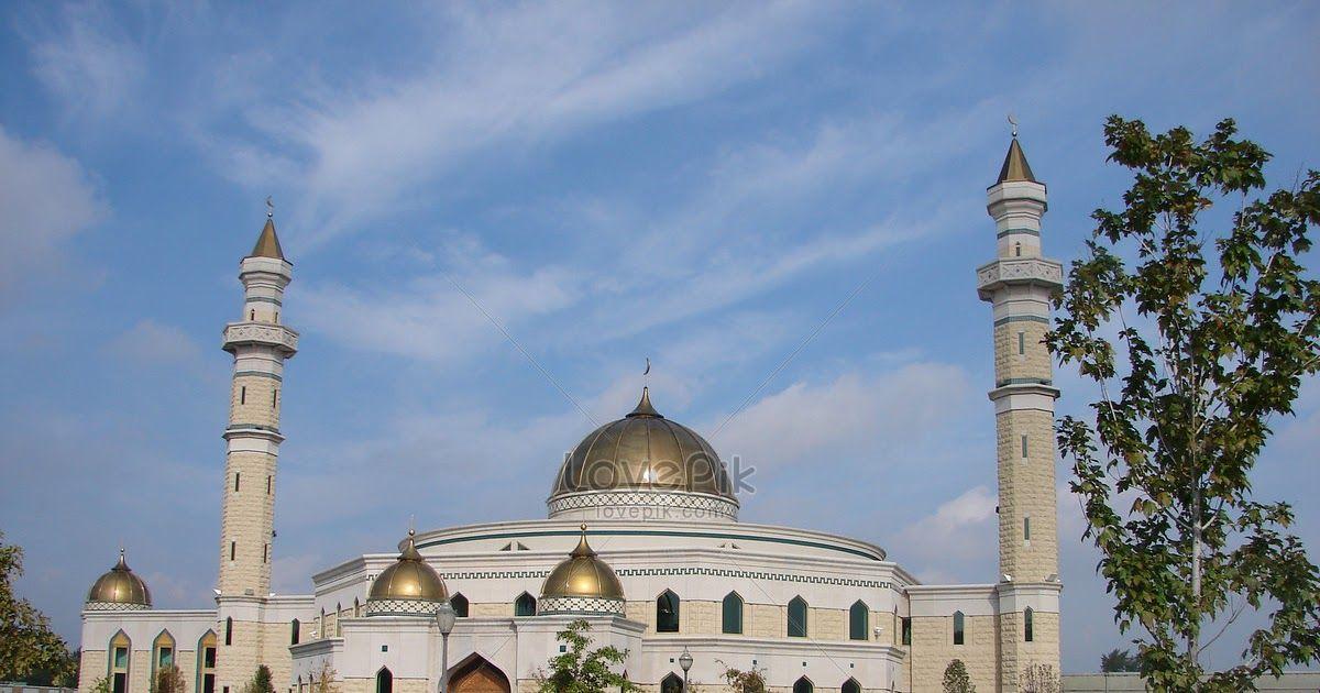 Gambar Masjid Yang Bagus - Tembakan Yang Bagus Dari Masjid ...