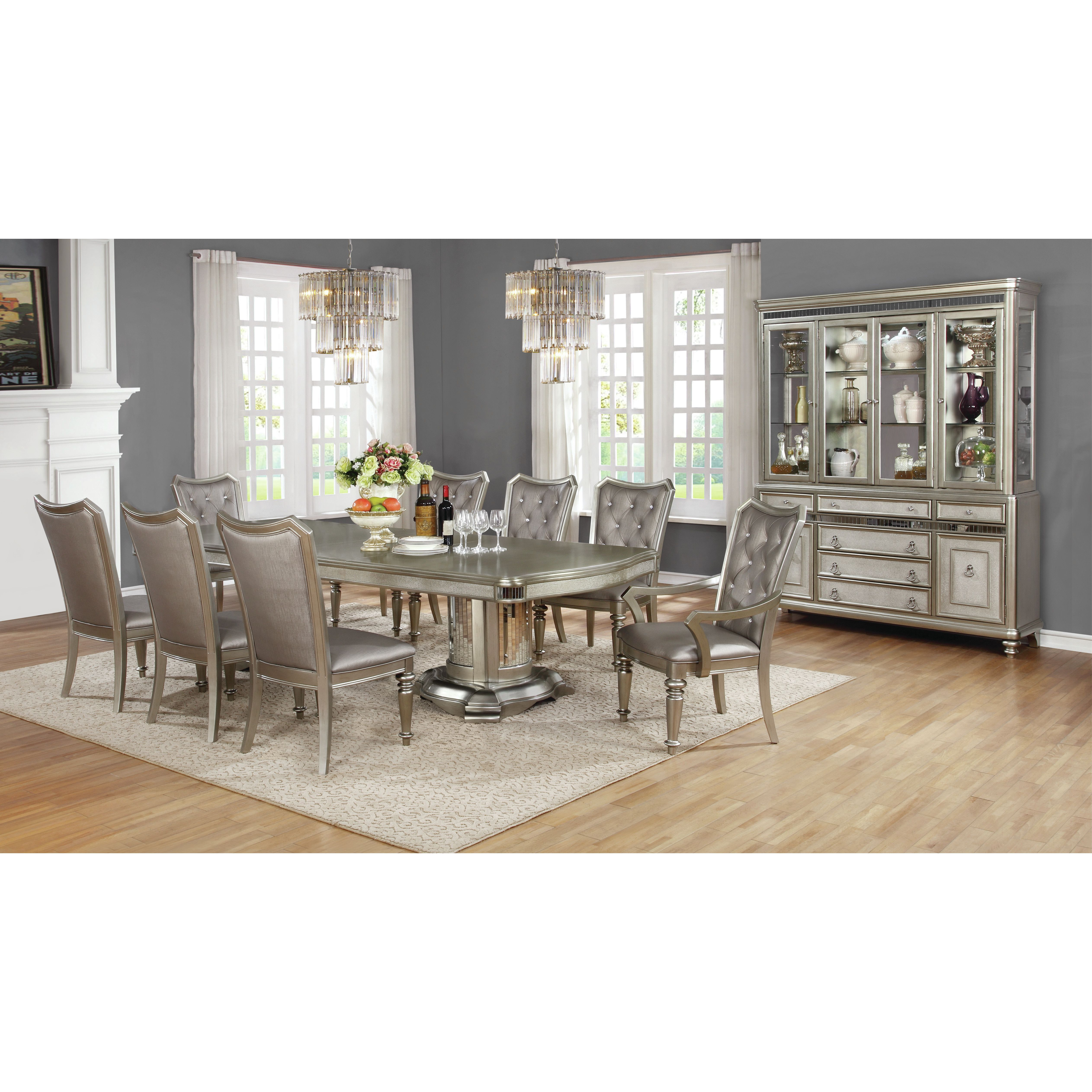 Astoria grand barrowman extendable dining table wayfair for the