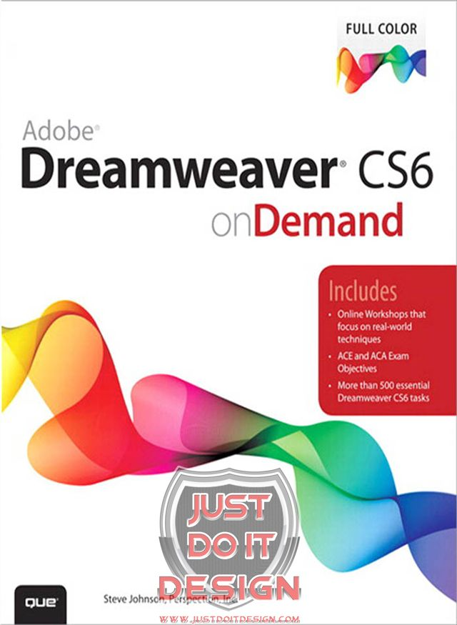 Need answers quickly? Adobe Dreamweaver CS6 on Demand provides those answers in a visual step-by step format. We will show you exactly what to do through lots of full color illustrations and easy-to-follow instructions.