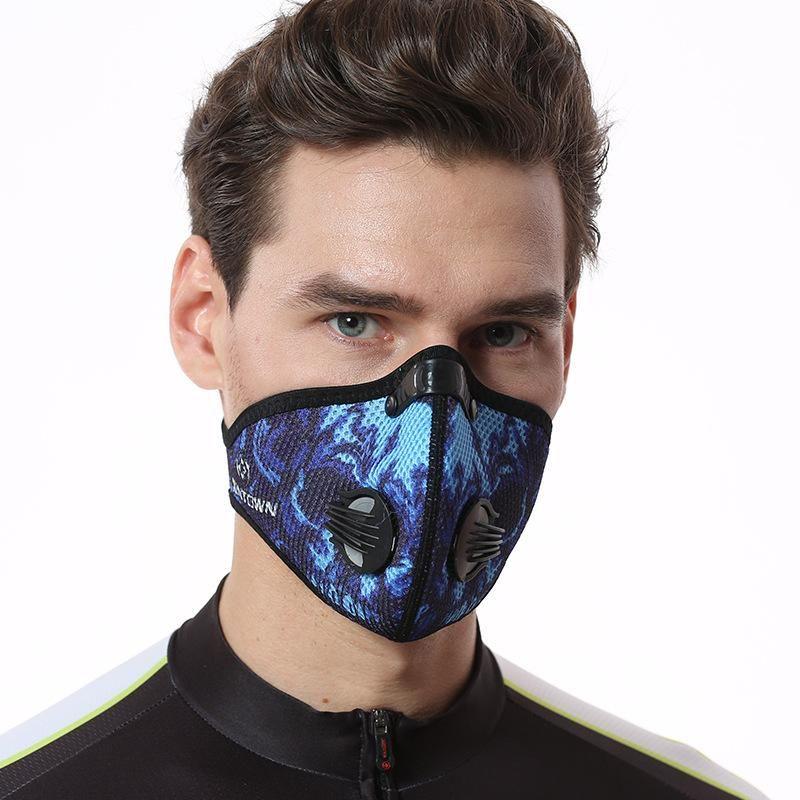 Coole Maske