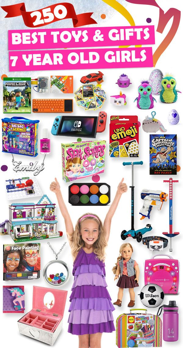 Best Toys And Gifts For 7 Year Old Girls 2017 Gift