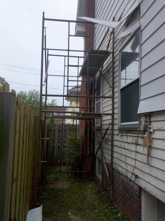 Aluminum Siding Removal Aluminum Siding Siding Removal House Exterior
