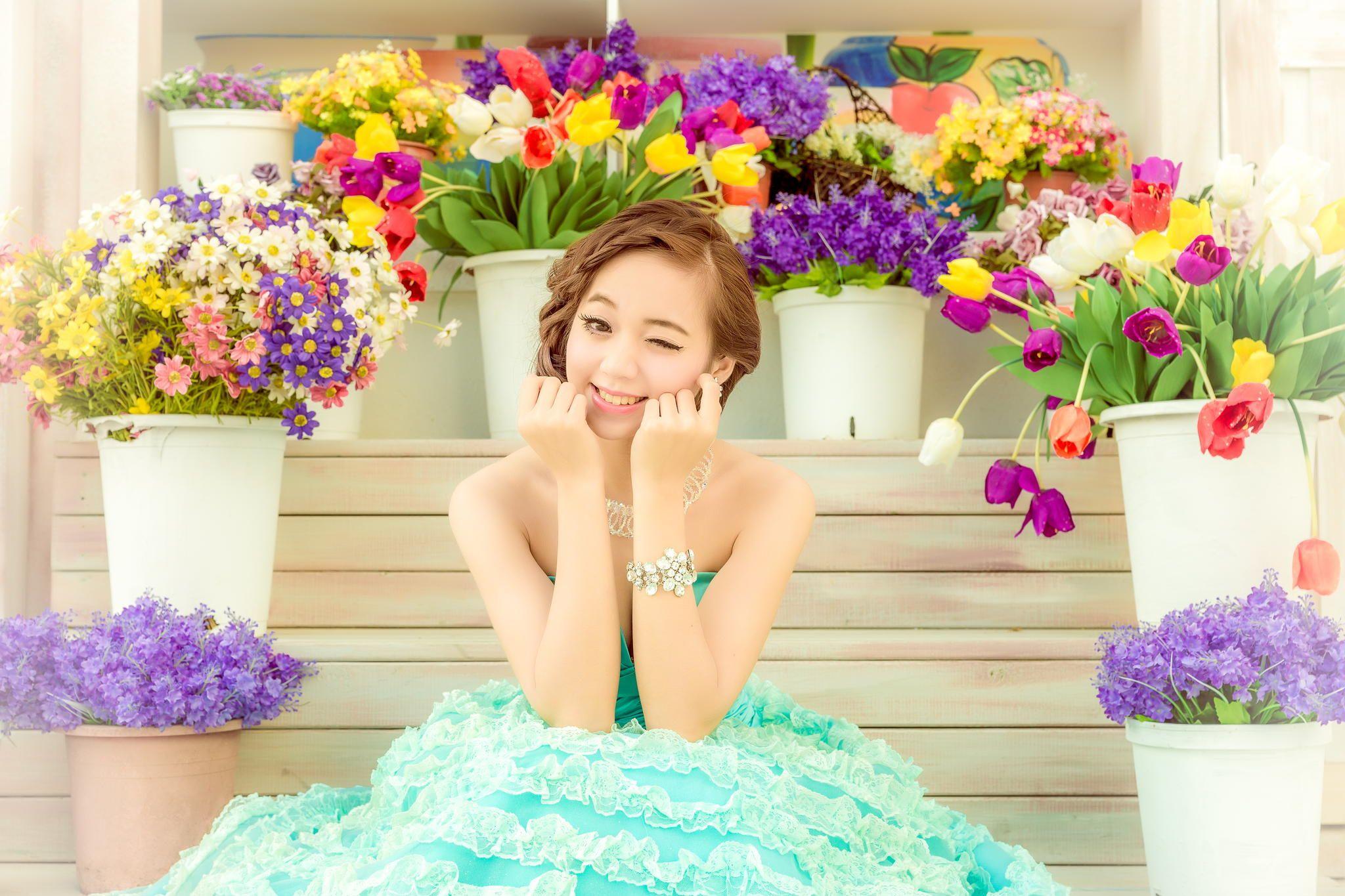 Princess Korean Girl Hd Wallpaperprincess Korean Girl Hd Wallpaper