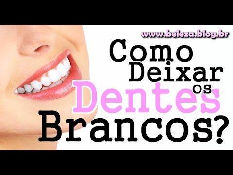 Clareamento Dental Caseiro 7 Receitas Faceis Passo A Passo Beleza