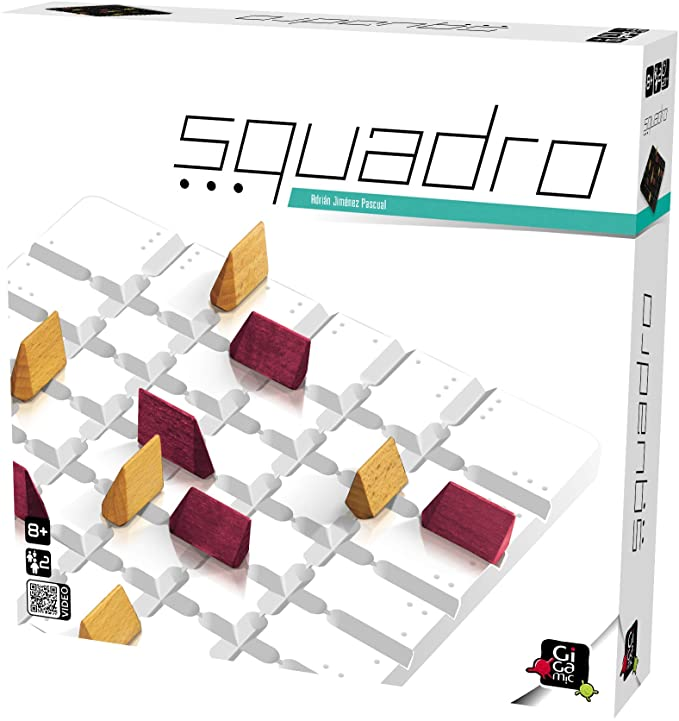 Squadro New 2019 Toys Games Board Games Games Wooden Games