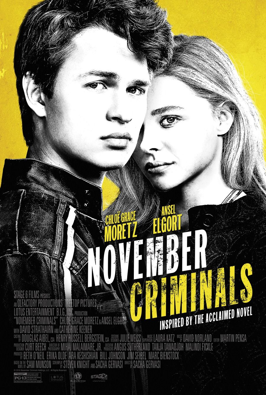 November Criminals With Images Criminal Movie Free Movies