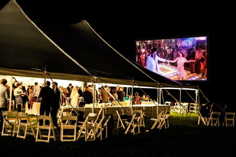 5 Reasons To Have Your Wedding At A Drive In Movie Theater Offbeat Bride Drive In Movie Theater Drive In Movie Drive In Theater