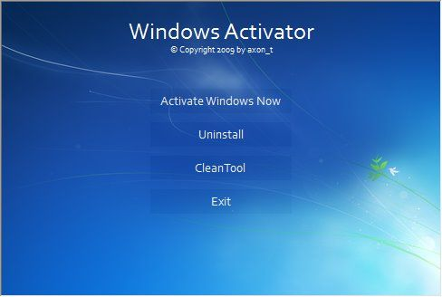 Activar o Windows 7 e remover o WAT :http://maistutoriais.com/2010/05/activar-o-windows-7-e-remover-o-wat/