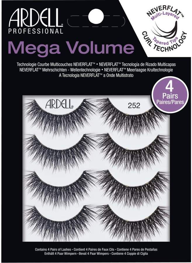 1e02a14d28e 4 Pack Mega Volume 252 Lashes in 2019 | lASHESz | Lashes, Volume ...