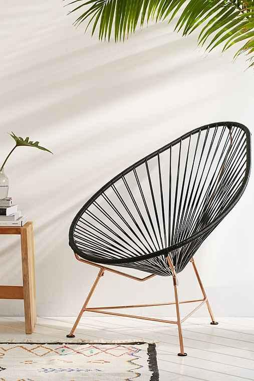 Innit Designs Acapulco Chair from Urban Outfitters. Saved to stuff ...