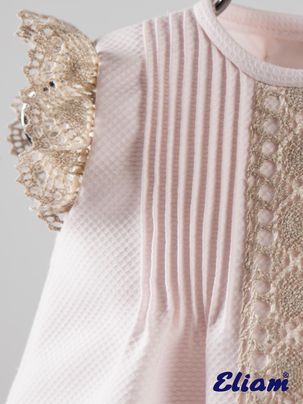 1406bf17d Vestido Piqué - Productos bebé de siempre - Bebé de siempre - Tienda de ropa  infantil Eliam