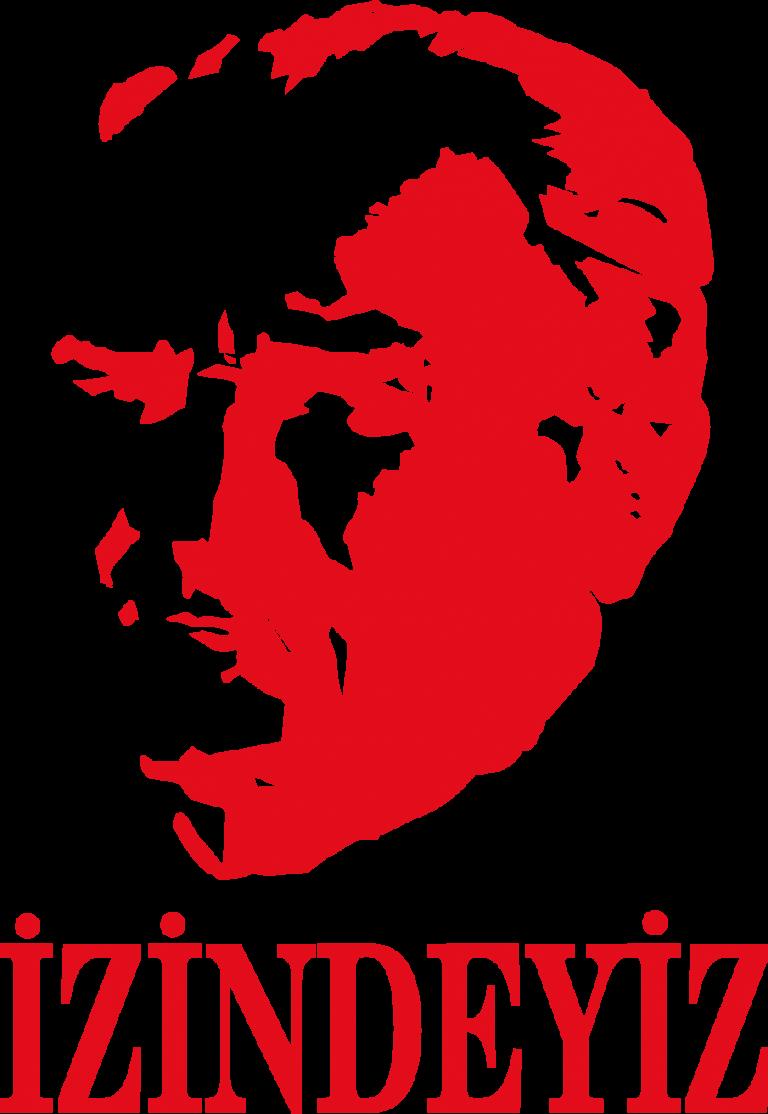 Mustafa Kemal Atatürk Silüetleri Download Vector Iphone