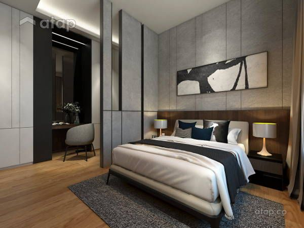 Malaysia Architectural Interior Design Ideas In Malaysia Atap Co Luxurious Bedrooms Luxury Bedroom Design Interior Design Bedroom