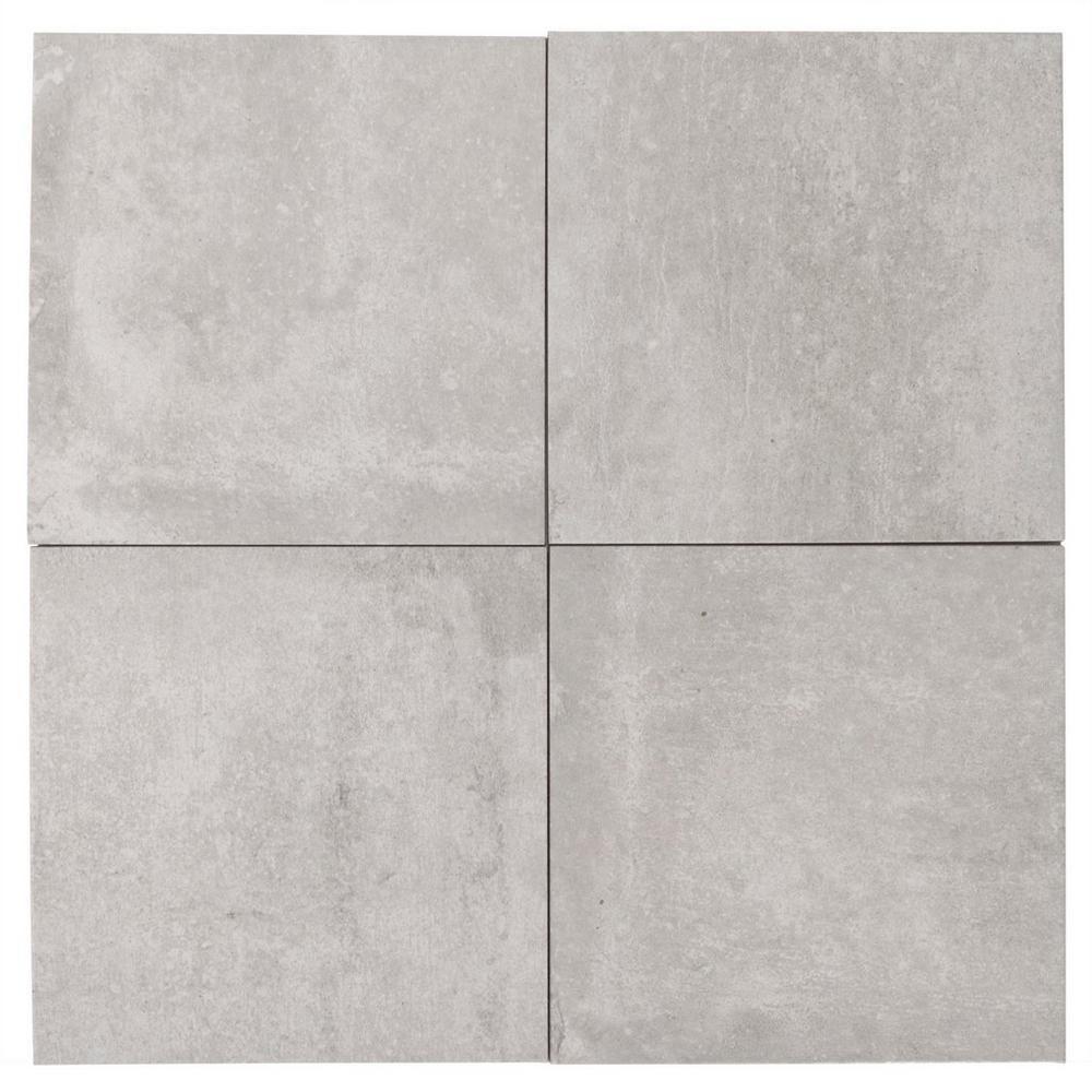 Vogue Warm Gray Porcelain Tile in 2020 | Tiles, Flooring ...