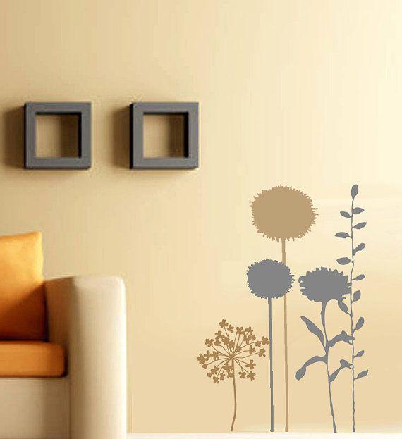 wall art | Home ideas | Pinterest | Walls, Vinyl wall art and ...