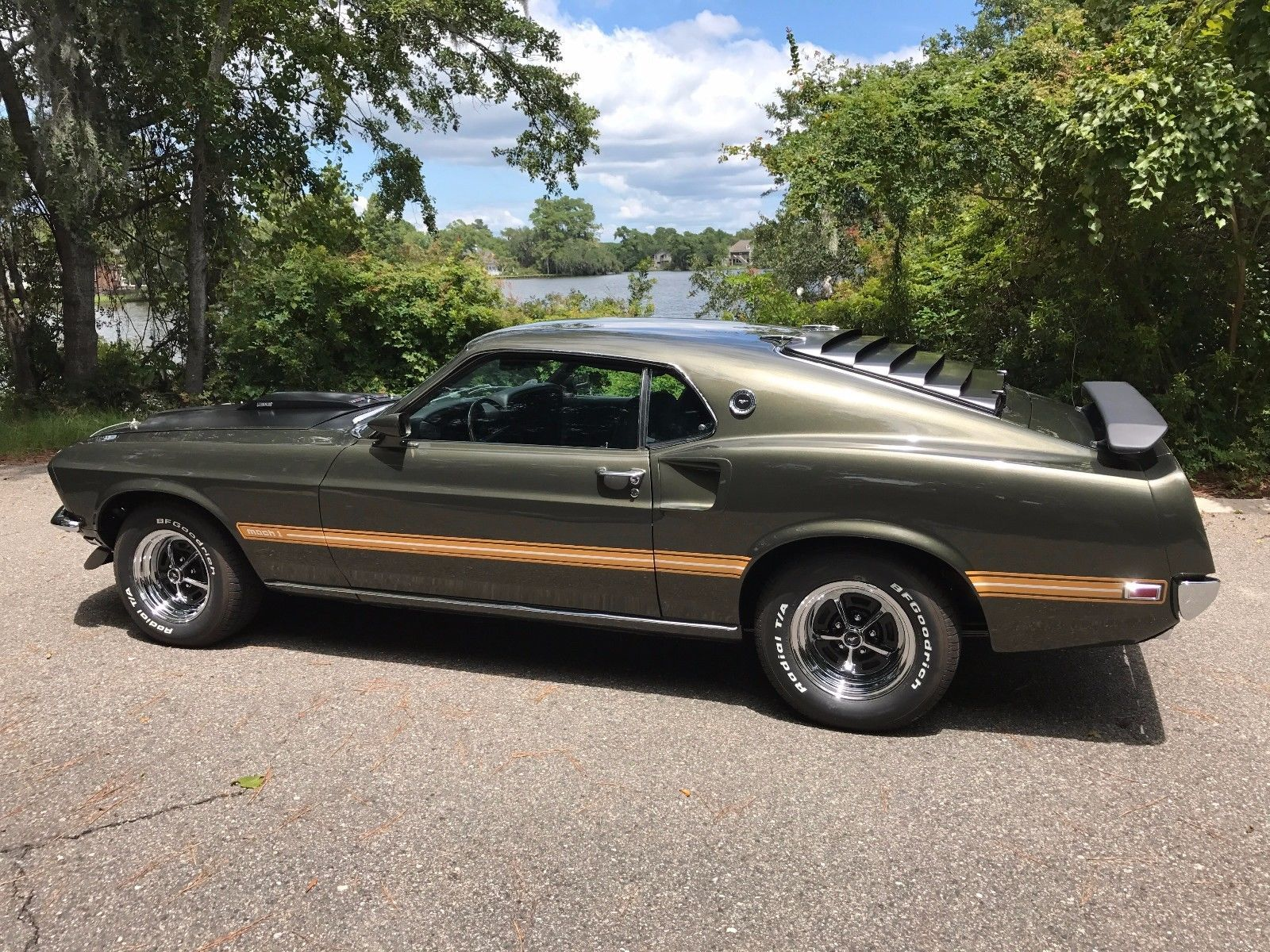 1969 Ford Mustang Mach 1 Pinterest And Fastback 390 Ebay S Code