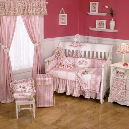 Decoracion para cuartos de bebes mujeres 12770 dise o y for Decoracion bebe