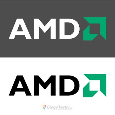 Amd Logo Vector In 2020 Vector Logo Logos Custom Logos