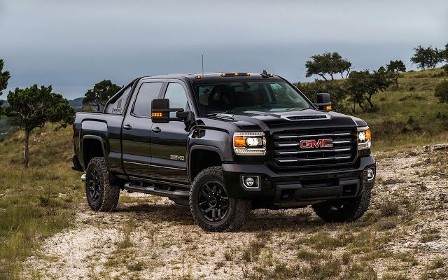 2017 Gmc Sierra 2500hd All Terrain X Gmc Sierra Gmc Trucks Gmc
