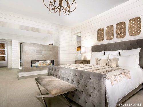 Master Bedroom · When Itu0027s Cold Outside, Nothing Says Comfort Like A Pulte  Home. Sleek And Homey