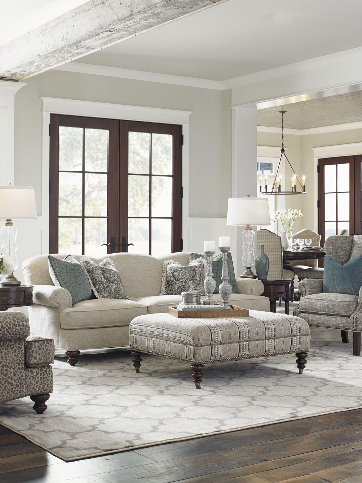 coventry hills asbury sofa | lexington home brands | sofas
