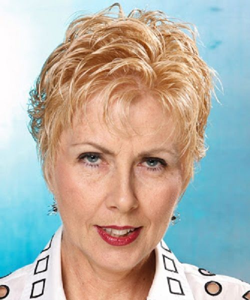 Short Hairstyles for Curly Hair Women Over 60 - Bing images ...