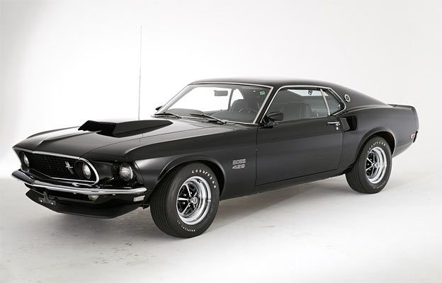Find Of The Day: 1969 Ford Mustang BOSS 429 Click to Find out more - http://fastmusclecar.com/best-muscle-cars/find-day-1969-ford-mustang-boss-429/ COMMENT.
