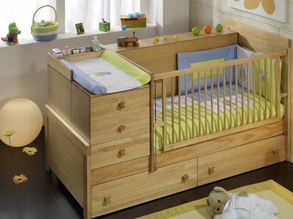 muebles de bebe: Cunas para bebés | Decoración de casa | Pinterest ...