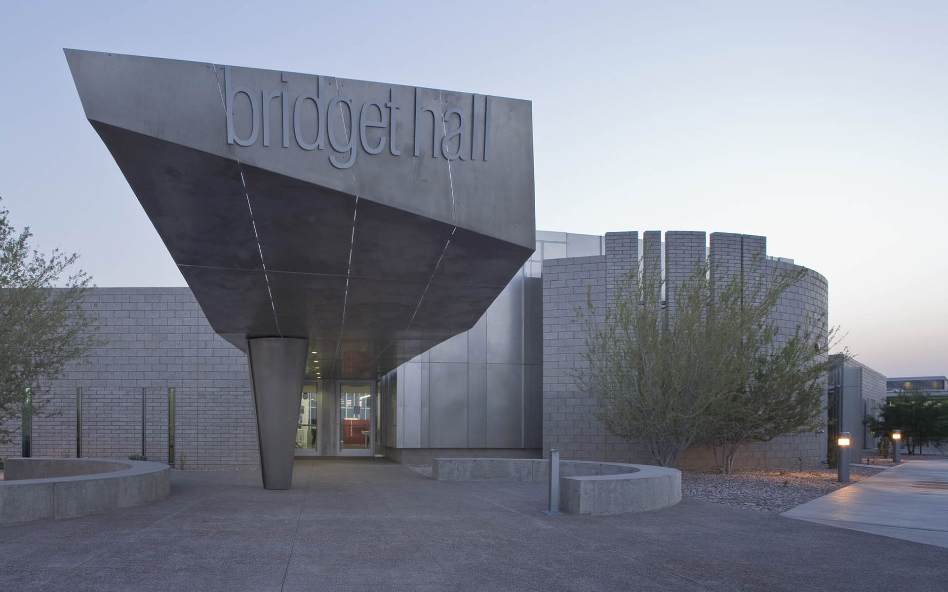 Agave Library Will Bruder Architects Bridget Hall Architect